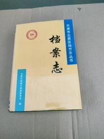 天津市北辰区地方志丛书 档案志