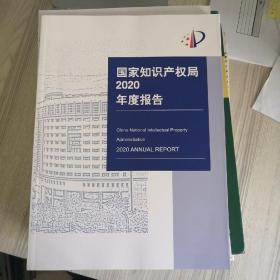 国家知识产权局年度报告2020 全新