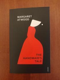 The Handmaid's Tale(简装本)(现货,实拍书影)