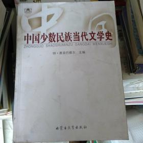 中国少数民族当代文学史。