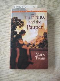 The Prince and the Pauper(内页有笔记)