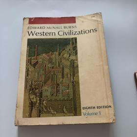 Western  Civilizations   EIGHTH EDITION Volume 1
