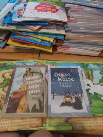 百词斩阅读计划 奥斯卡 王尔德精选故事集 格林童话集共两本合售