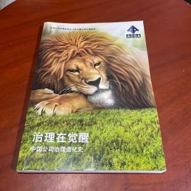治理在觉醒 中国公司治理进化史