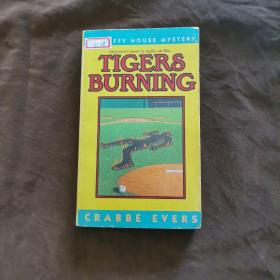 TIGERS BURNING 32开【258】