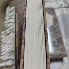 爪牙:清代县衙的书吏与差役,布面精装+书名烫金+译者双签+毛边本(备注:只有一边书口毛边,两边不毛)