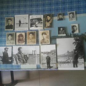 一个老革命志愿军某部首长今世前生老照片