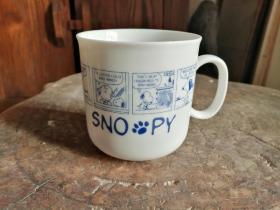 SNO—PY白瓷杯一个