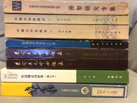 中国文学发展史 第一二册