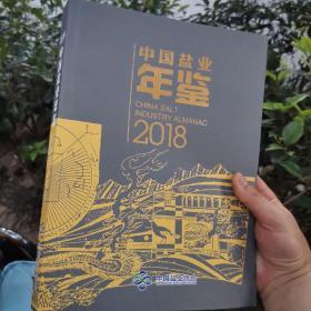 中国盐业年鉴2018(库存全新未阅)