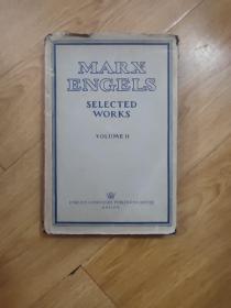 MARX ENGELS SELECTED WORKS  VOLUME 2