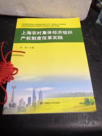 上海农村集体经济组织产权制度改革实践