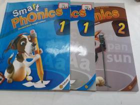Smart  Phonics(3册合售,见图)