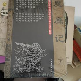 魔鹰记(下册)