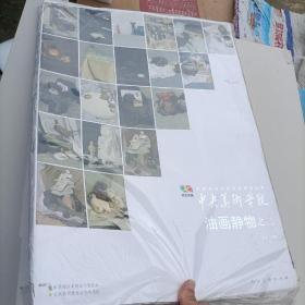 范本传真·中国高等艺术院校教学范本:中央美术学院油画静物(2)