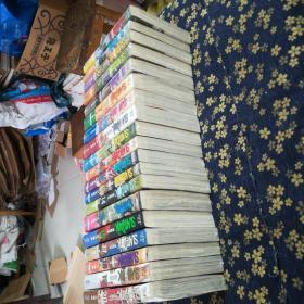灌篮高手 新装再编版(01)~(20),缺第4册,共19本合售,第16册开封,其它未开封。