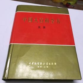 中国大百科全书 民族