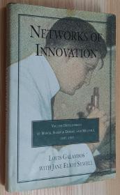 英文原版书 Networks of Innovation: Vaccine Development at Merck, Sharp and Dohme, and Mulford, 1895–1995  创新网络:默克、夏普和多姆以及穆尔福德的疫苗开发,1895-1995年  Louis Galambos  (Author), Jane Eliot Sewell (Contributor)