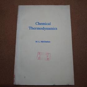 CHEMICAL THERMODYNAMICS 化学热力学