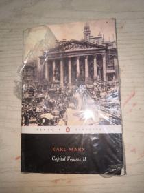 Capital:A Critique of Political Economy, Vol.2