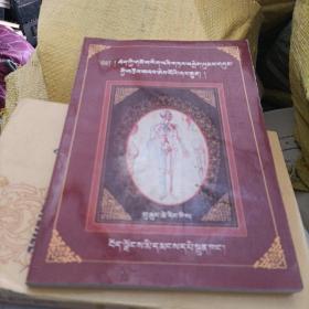 藏医放血艾灸药浴疗法藏文