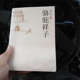 骆驼祥子(金1柜1)