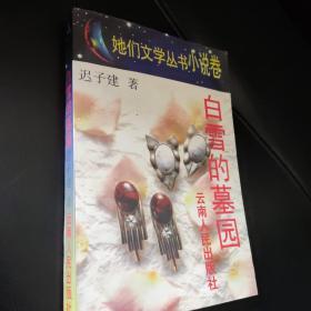白雪的墓园:她们文学丛书·小说卷