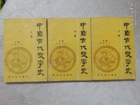 中国古代文学史(上中下)