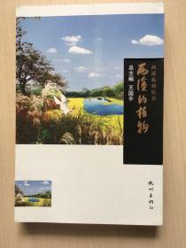 西溪的植物(西溪系列丛书)