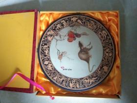 中国灵璧 磬石雕《老鼠》
