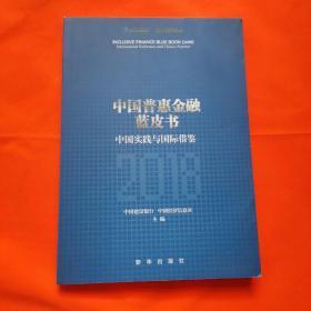 中国普惠金融蓝皮书:中国实践与国际借鉴(2018)