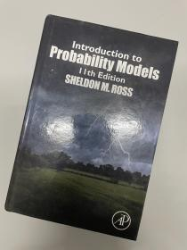 Introduction to Probability Models(11e,现货)