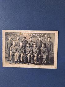 广州军区南宁干校毕业留念(1961年)