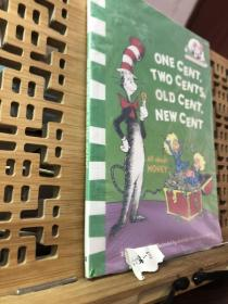 The Cat in the Hat's Learning Library - One Cent, Two Cents: All About Money