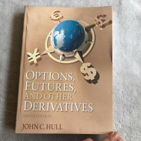 OPTIONS,FUTURES,AND OTHER DERIVATIVES下册 《期权,期货和其他金融衍生工具》英文原版