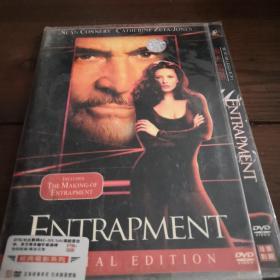 偷天陷阱  DVD  简装 单碟