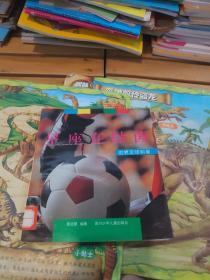 星座在绿茵 世界足球明星 一版一印