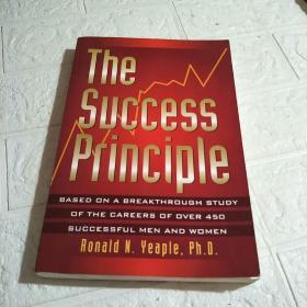 THE SUCCESS PRINCIPLE 《成功准则》(平装 16开 详情看图)