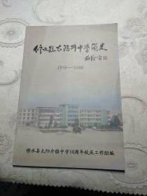 修水县太阳升中学简史,1958------2008
