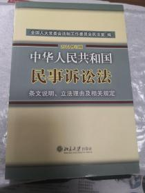 中华人民共和国民事诉讼法·条文说明、立法理由及相关规定 2012修订版