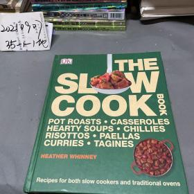 The Slow Cook Book 英文原版