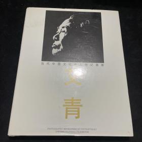 当代中国文化名人传记画册.艾青