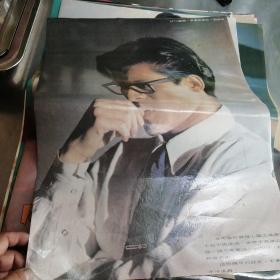 刘德华海报:(54张不同海报,八九十年代出品)合售