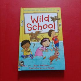 Usborne Very First Reading Book 11:Wild School