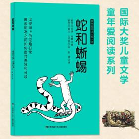 国际大奖儿童文学童年爱阅读系列:蛇和蜥蜴