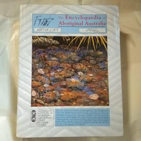 the encyclopaedia aboriginal australia澳大利亚土著百科全书