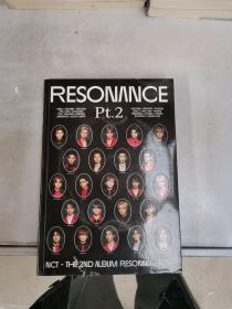 RESONANCE Pt.2【满30包邮】【附光盘】