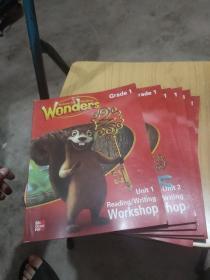 Wonders Grade1 (Unit1-6)共6册