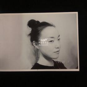 荒木经惟摄影集「伦敦日记」(签名+自画像)