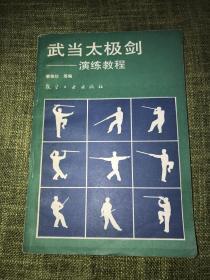 武当太极剑——演练教程